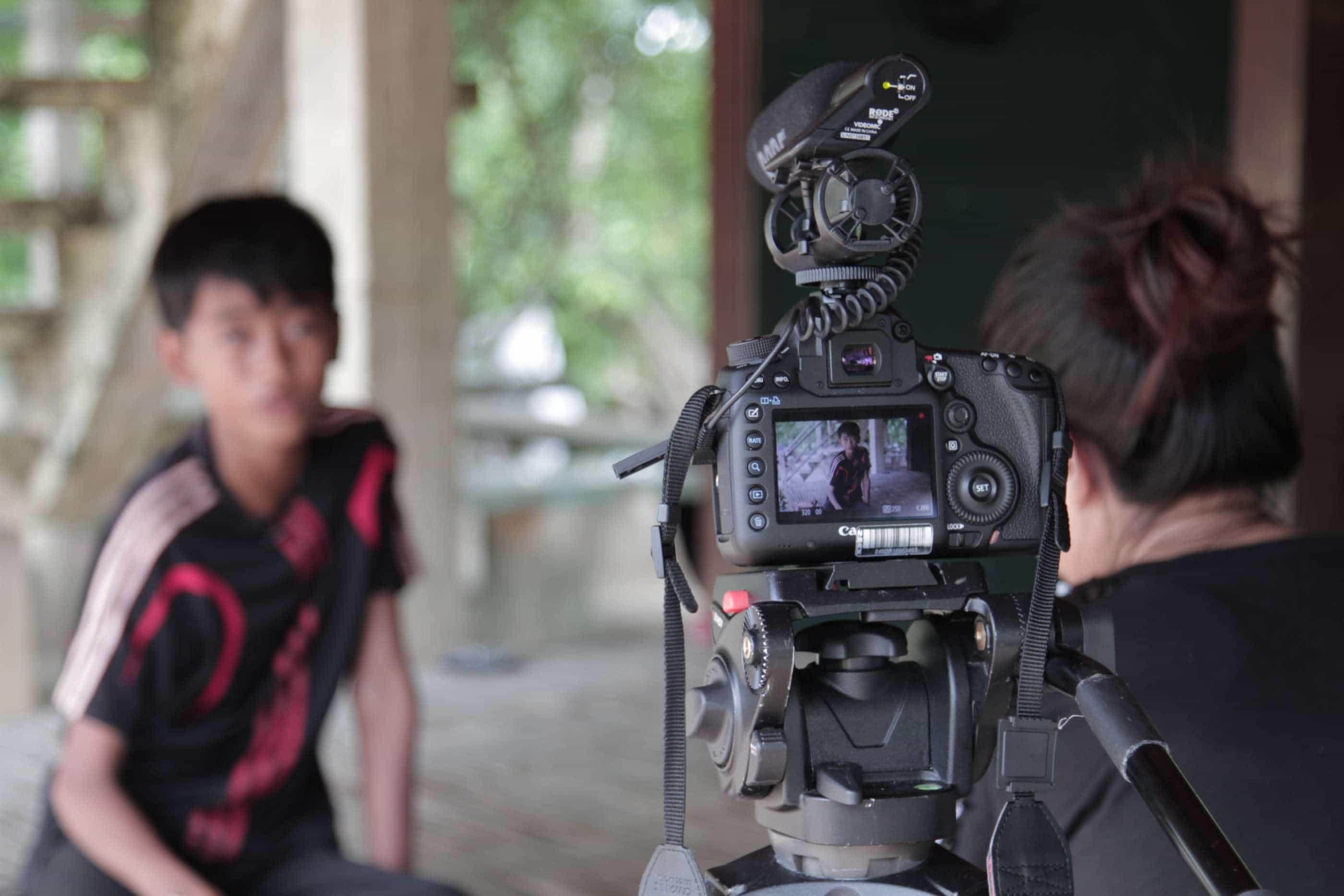 Danwatch i Cambodja