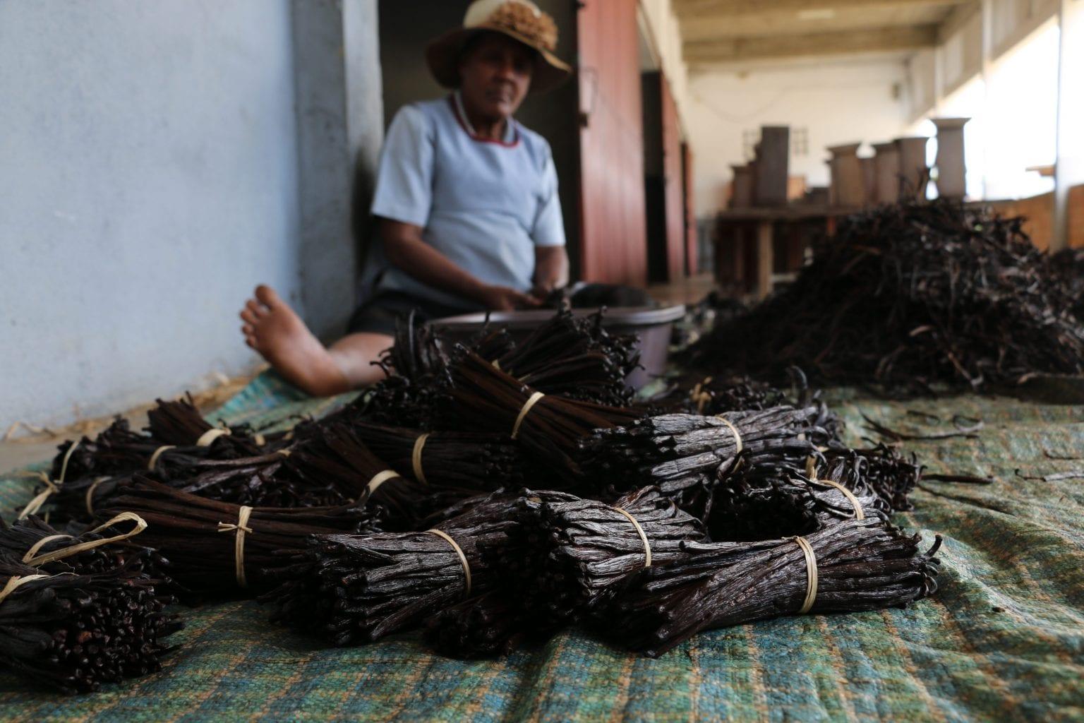 Vanilje, der sælges i danske supermarkeder, kan være hælervarer eller vanilje dyrket med ulovligt børnearbejde. Foto: Per Lykke Lind/Danwatch