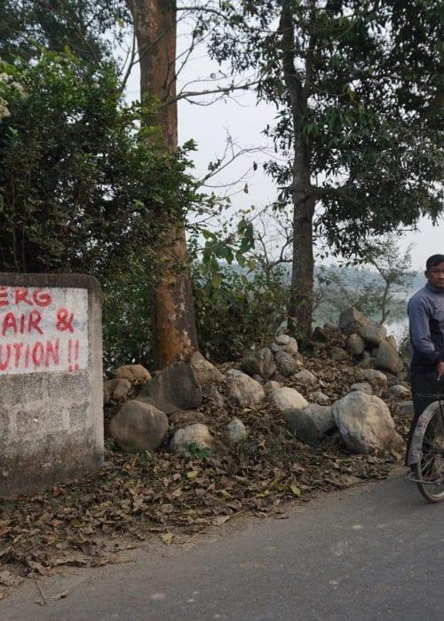Carlsberg-bryggeri forurener i Nepal