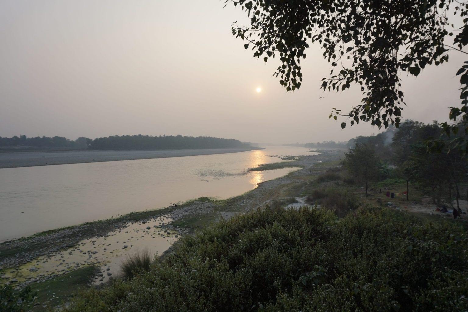 Narayani-floden er en af Nepals vigtigste floder. Den løber igennen Chitwan nationalpark, og er levested for flere udrydningstruede dyr. Carlsberg har i flere år forurenet floden.