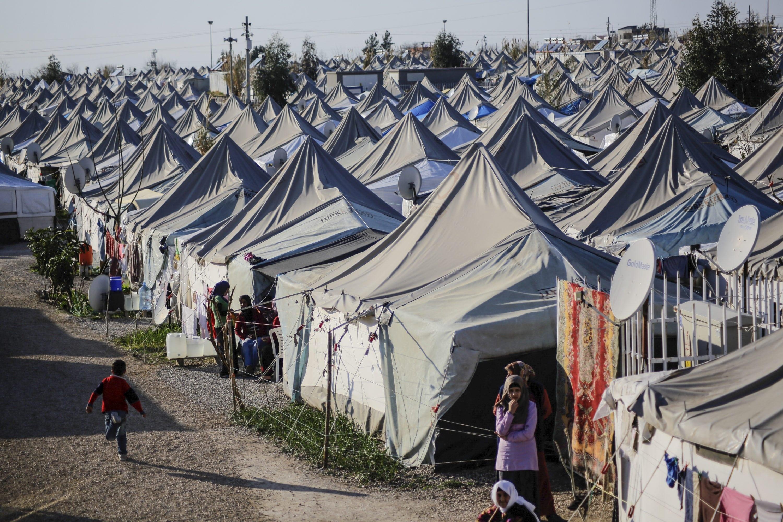 flygtninge i tyrkiet