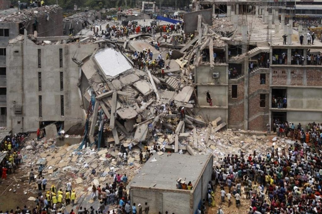 b90d4102541 Rana Plaza-tragedien mindes i ny kunstudstilling – Danwatch