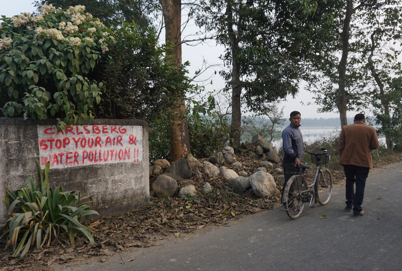 Carlsberg erkender forurening i Nepal