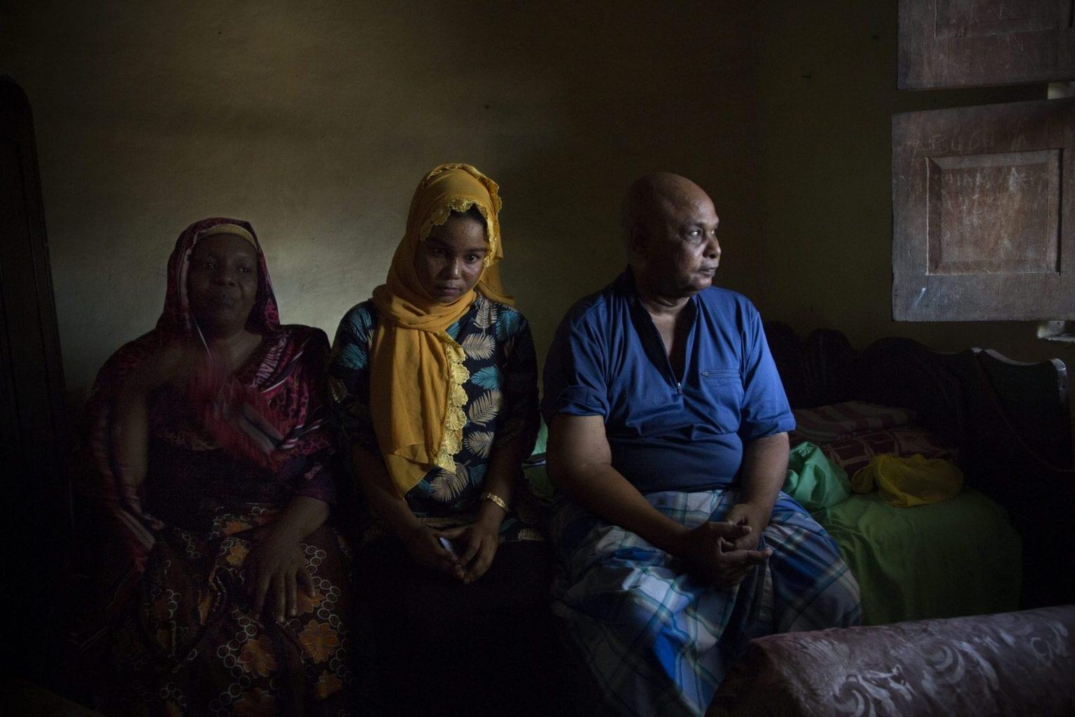 Familien venter stadig på, at Hussein Abush får egentlig behandling af den knuste arm og det knuste ben. Ulykken skete for fem år siden. Hussein er i dag kørestolsbruger, og han har aldrig fået kompensation. Foto: Linda Bournane Engelberth