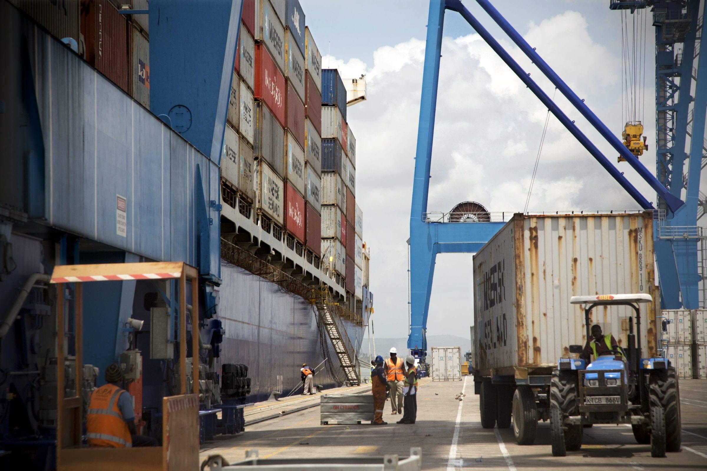Mombasa havn
