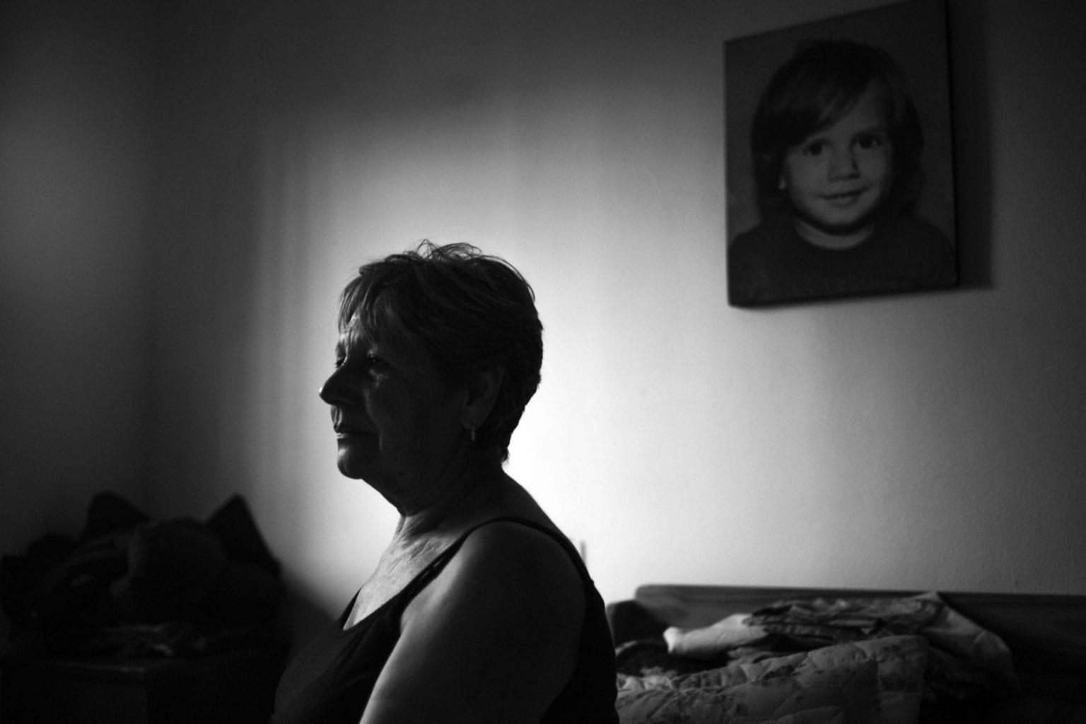 Vita Ayllon står i spidsen for aktivistgruppen Mødre af Ituzaingo i den sydøstlige del af byen Cordoba. Hendes barnebarn blev født med misdannelser.