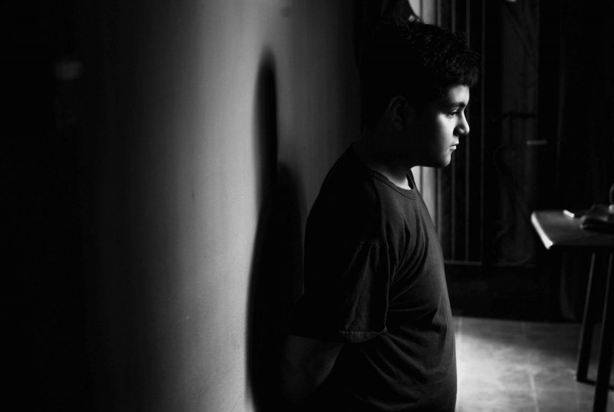Matteo bor i den sydøstlige del af byen Cordoba. Han lider af Vater-syndrom, som vil sige, at han er født med rygmarvs-, tarm- og spiserørsproblemer.