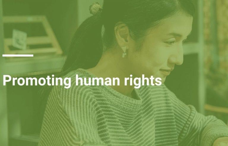 Menneskerettigheder-Nestle-kursus