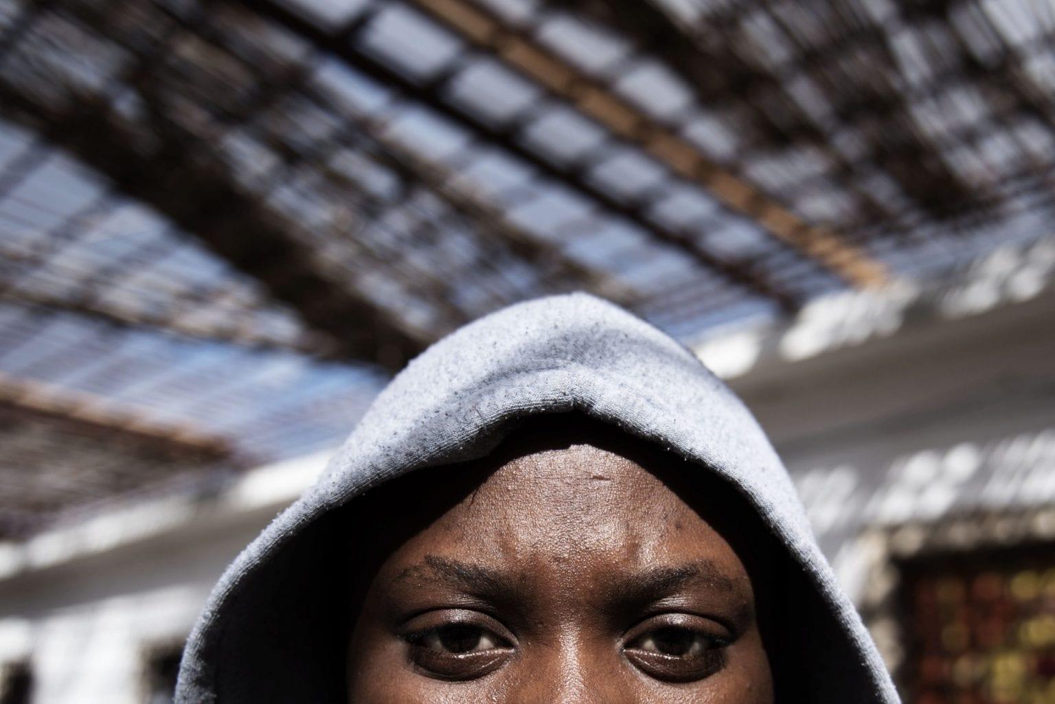 Voldtægt, afpresning, tortur og menneskehandel er udbredt i Libyens kaotiske migrantsystem. Foto: UNICEF