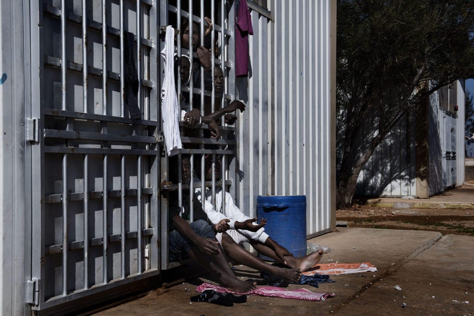 Det libyske migrantsystem finansieres hovedsageligt af EU-Kommissionens særlige Emergency Trust Fund for Africa,  der blev oprettet som reaktion på  flygtningekrisen i 2015. Foto: UNICEF