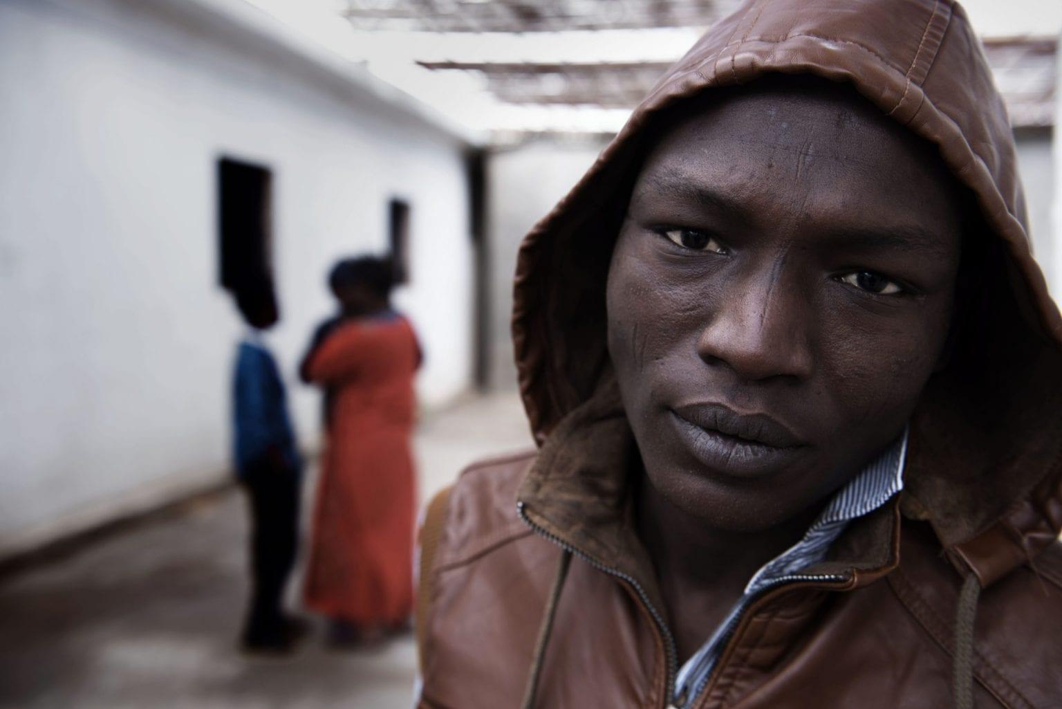 Op mod 750.000 migranter og asylansøgere er ifølge FN fanget i det borgerkrigshærgede Libyen, hvor to regeringer og et utal af militser kæmper om magten. Danmark er den tredjestørste sponsor af EU's migrantindsats i Afrika, både i kroner og per indbygger. Foto: UNICEF
