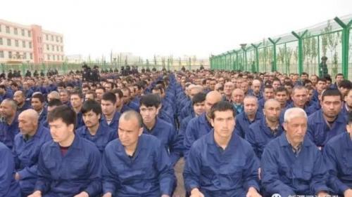 I Kina bliver vores teknologi samlet af muslimer...