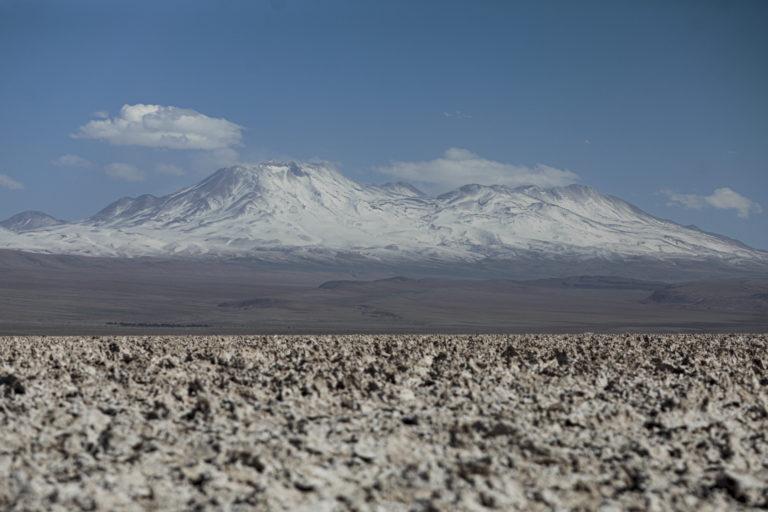 Atacama-ørkenen i Chile er kendt for at være verdens tørreste sted.