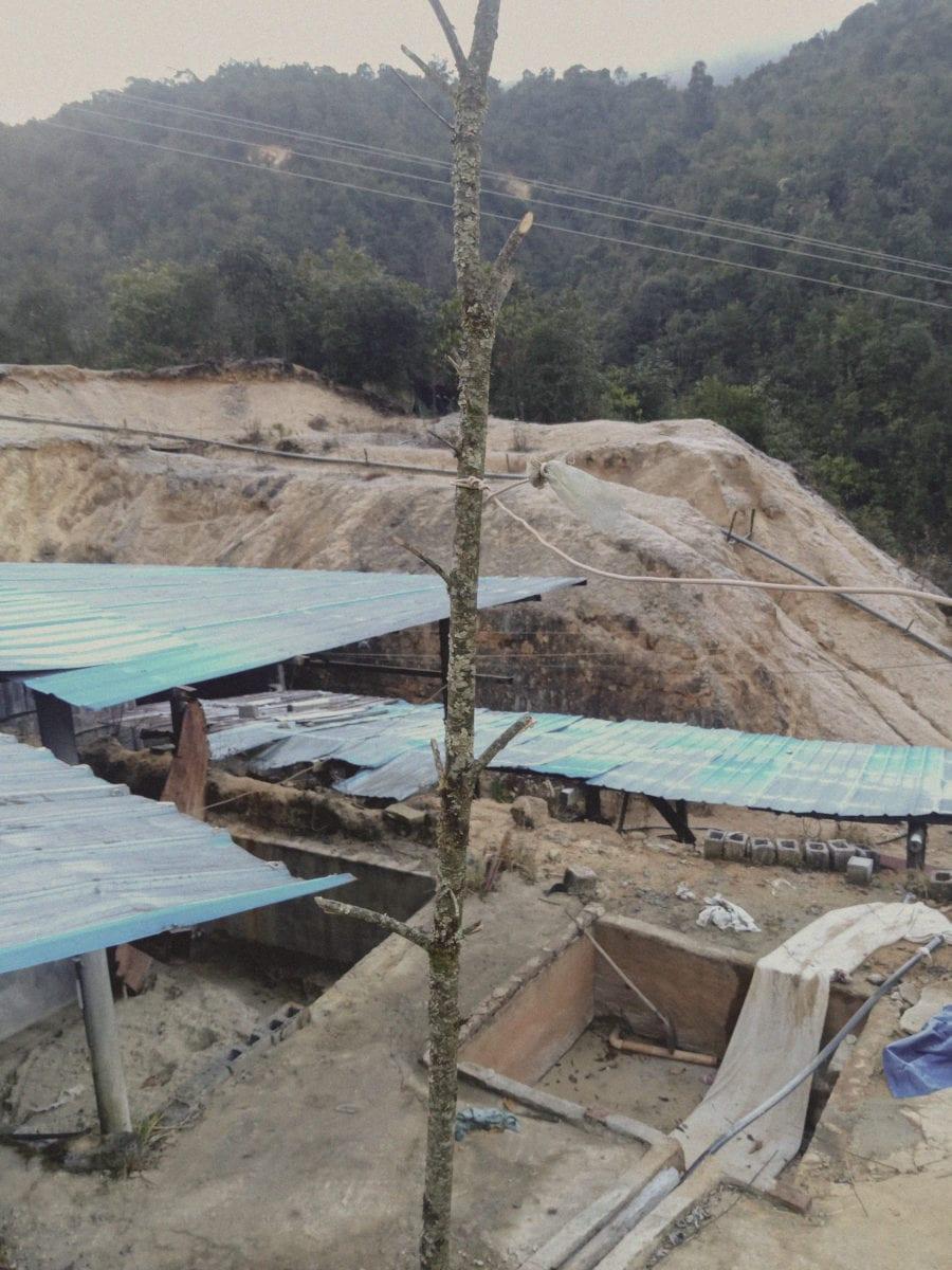 Arbejderne i minerne ved sjældent, hvem de egentlig arbejder for, oplyser de til Danwatch og Frontier Myanmar  Foto leveret af Emily Fishbein