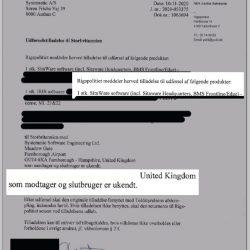 """I Systematics tilladelse til at eksportere SitaWare fra Danmark til deres britiske datterselskab, står der at """"slutbruger er ukendt"""". Få måneder i forvejen, søgte Systematic ansatte til at implementere SitaWare hos emiratiske militære styrker."""